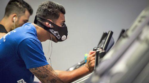 le travail cardio avec un masque d'élévation permet-il une adaptation physiologique du corps ?