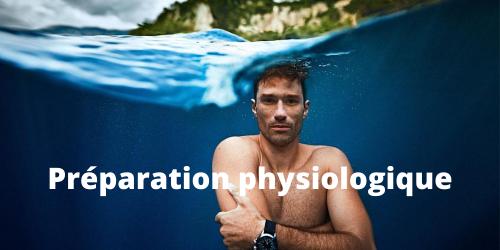 préparation physiologique pour la performance en apnée statique