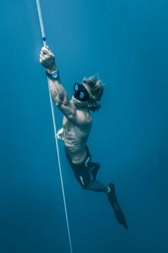 diving response chez l'apnéiste
