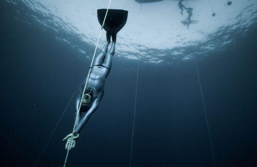 Guillaume Néry, retour à la surface, champion français apnée