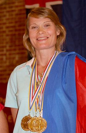 les différentes disciplines de l'apnée et les records mondiaux : Natalia Molchanova, apnée statique, russie