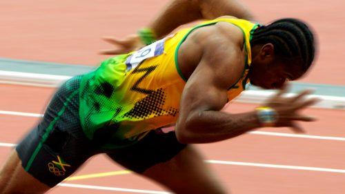 sprinteur lors d'un sprint, mecanismes anaérobie lacticide