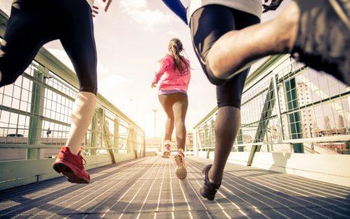 marathoniens, sustéme aérobie, cours en groupe, endurance