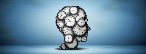 Déconcentration de l'attention et expérience avec le temps